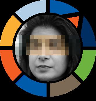 "Persona image for Bangladesh: ""Tabassum"""