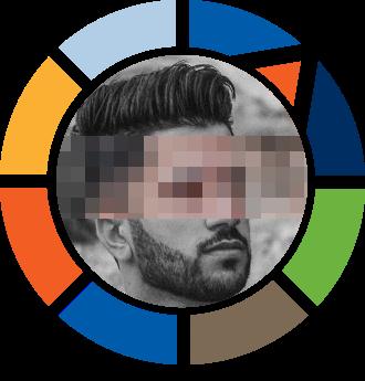 """Persona image for Jordan: """"Ahmed"""""""