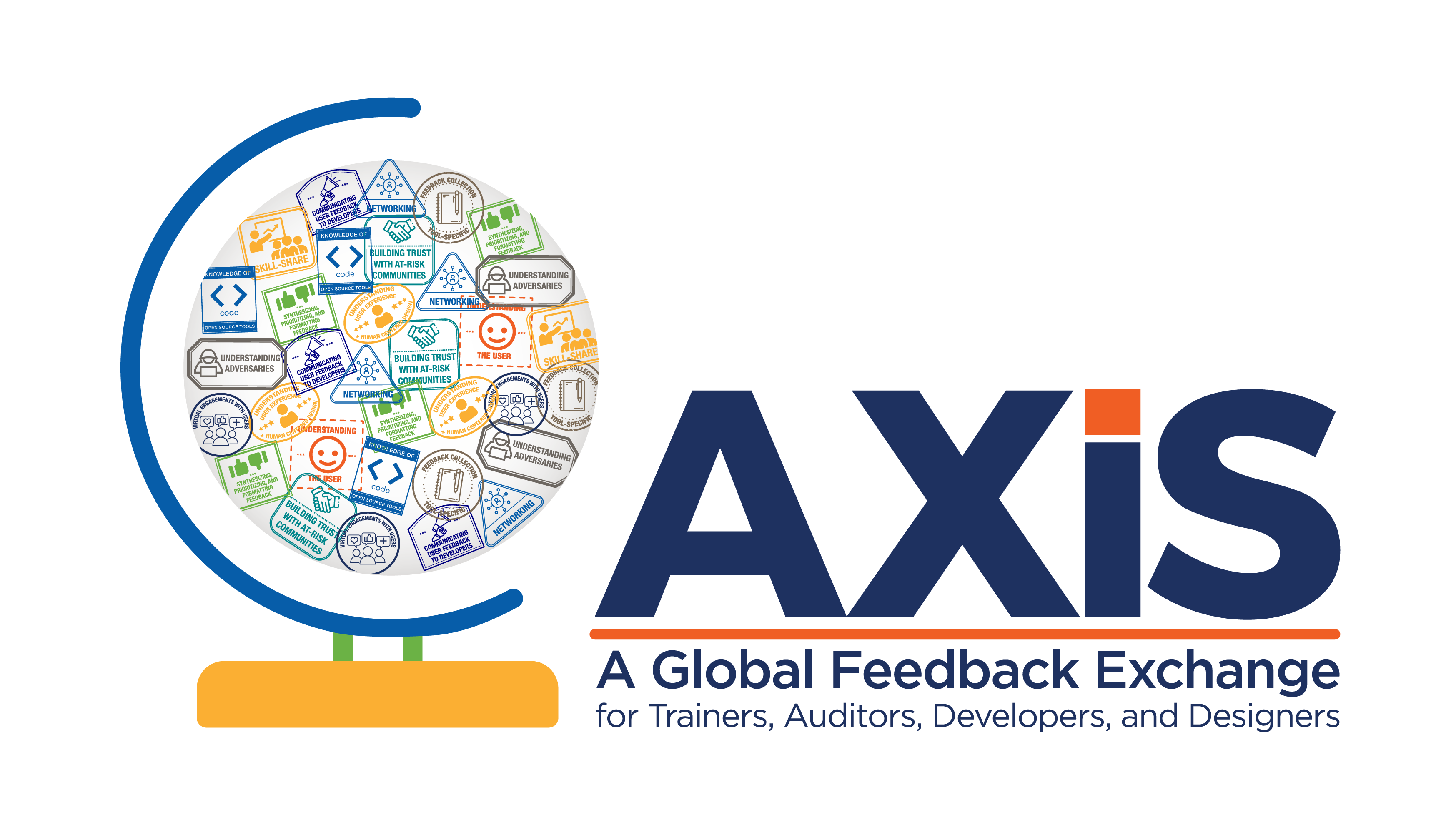 Image of the AXIS event logo