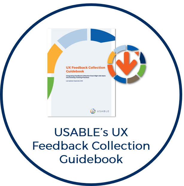 USABLE's UX Feedback Collection Guidebook