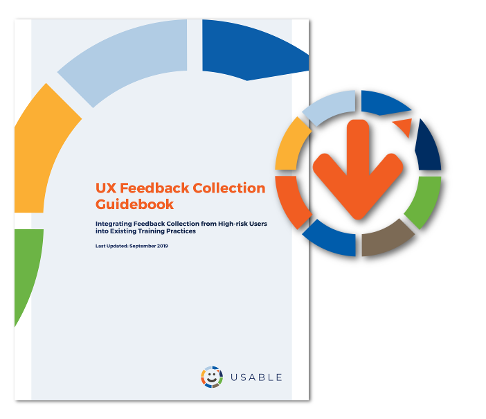 Download the UX Feedback Guidebook